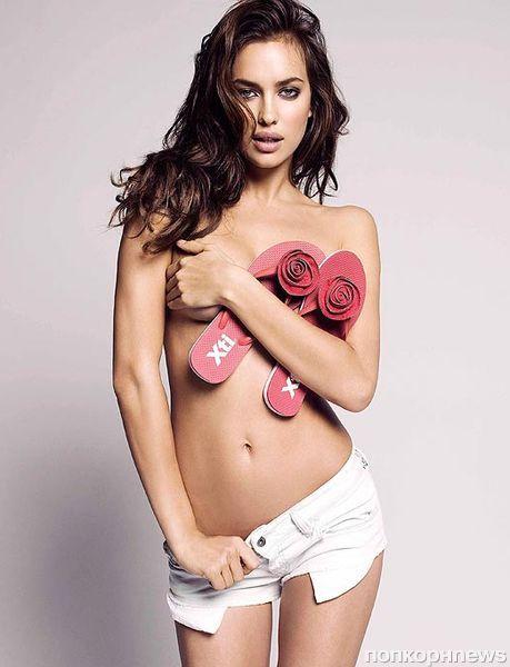 Ирина Шейк в рекламной кампании новой коллекции Xti: первый взгляд. Весна / лето 2012