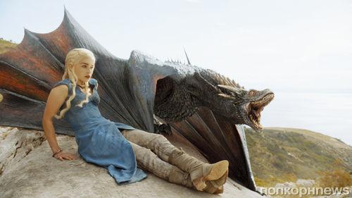 В 7 сезоне «Игры престолов» покажут драконов размером с «Боинг»