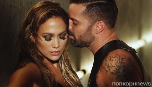 Новый клип Рики Мартина и Дженнифер Лопес - Adrenalina