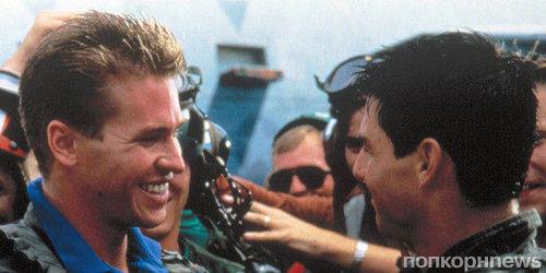 Вэл Килмер хочет сняться с Томом Крузом в сиквеле «Лучшего стрелка»