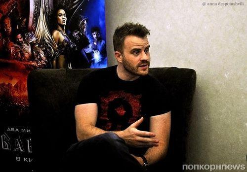 Звезда «Варкрафта» Роб Казински дал эксклюзивное интервью ПОПКОРНNews