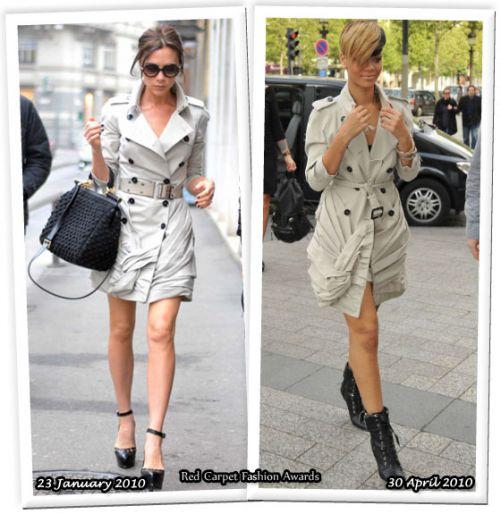 Fashion battle: Виктория Бэкхем и Рианна