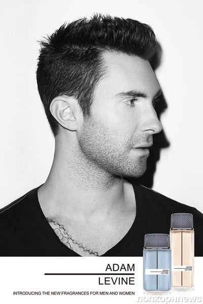 Реклама парфюма Адама Левина