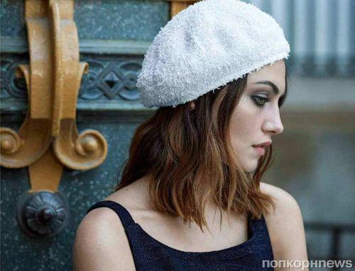 Звезда «Древних» Фиби Тонкин снялась в новой фотосессии для Harper's Bazaar
