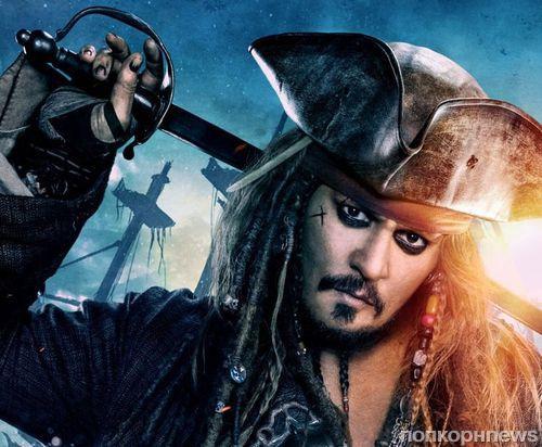 Видео: Орландо Блум, Кира Найтли  и Джонни Депп в новых тизерах «Пиратов Карибского моря 5»