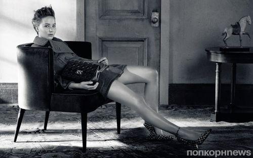 Дженнифер Лоуренс в журнале Dior. Выпуск 3