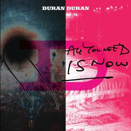 Клип группы Duran Duran - All You Need Is Now