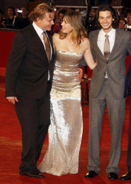 Джессика Бил на Международном кинофестивале в Риме