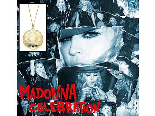 Мадонна выбирает украшения от Николь Ричи