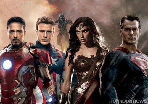 Джейсон Момоа мечтает объединить супергероев Marvel и DC в одном блокбастере