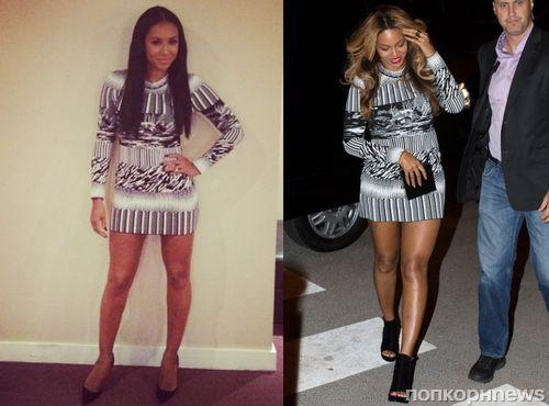 Fashion battle: Мелани Браун и Бейонсе