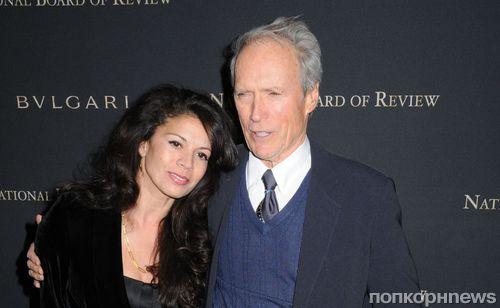Клинт Иствуд разводится с женой