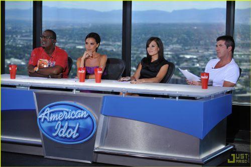 Звезды в жюри American Idol