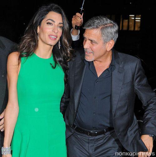 Джордж Клуни: «В разговоре с женой я чувствую себя идиотом»