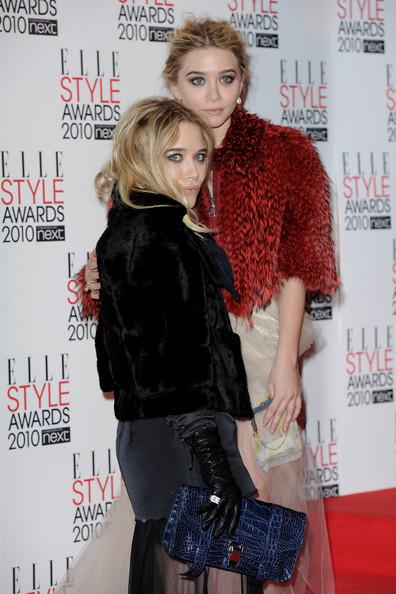 Звезды на Elle Style Awards 2010