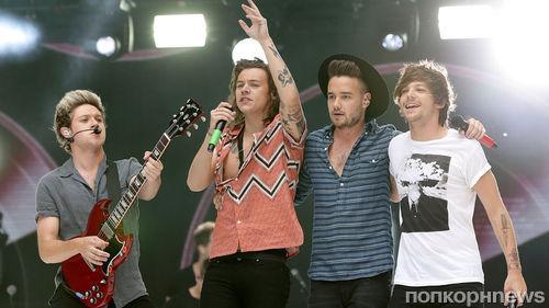One Direction платят больше налогов, чем Facebook