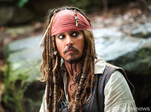 Джонни Депп едва не лишился роли в «Пиратах Карибского моря»