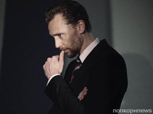 Том Хиддлстон снялся в фотосессии для ноябрьского Style Magazine
