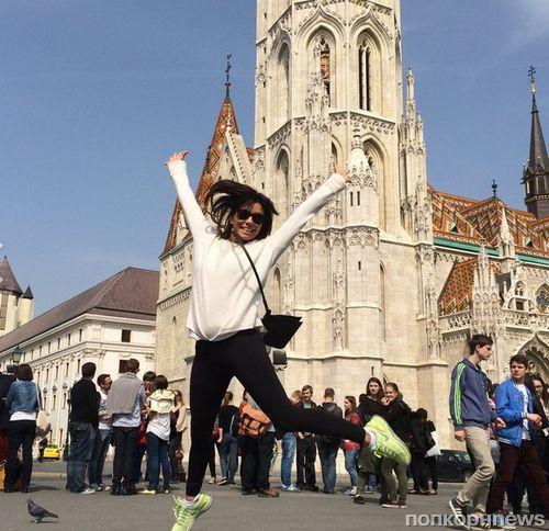 Звезды в социальных сетях: Барабанщик Чарли Шин и балерина Ванесса Хадженс