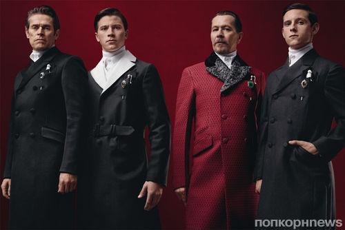 Мужская коллекция Prada. Осень-зима 2012