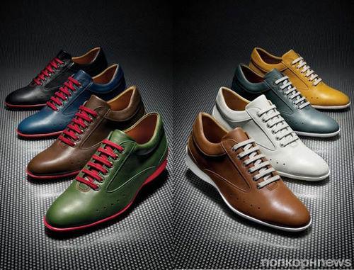 Aston Martin и John Lobb объединились для создания обуви