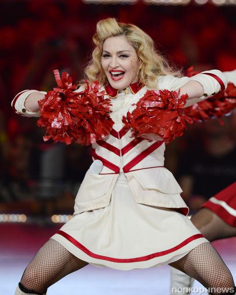 Мадонна вступила в клуб миллиардеров