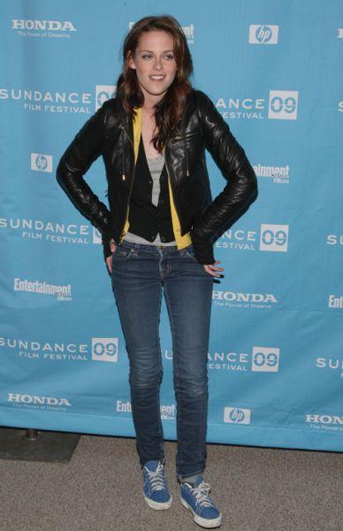 Кристен Стюарт представила свой новый фильм на Sundance