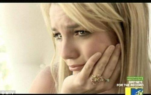 """""""Бритни Спирс. Жизнь за стеклом"""" на Первом канале"""
