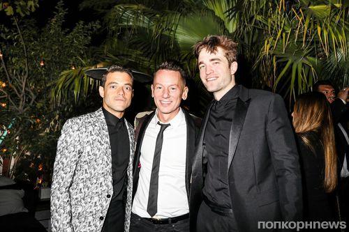 Райан Рейнольдс, Роберт Паттинсон, Том Холланд и другие звезды на вечеринке GQ Men of the Year 2016