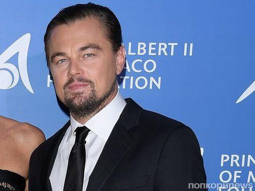 Леонардо ДиКаприо получил награду за спасение природы от принца Альбера