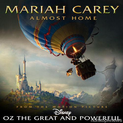 """Мэрайя Кэри представила песню к фильму """"Оз: Великий и Ужасный"""""""