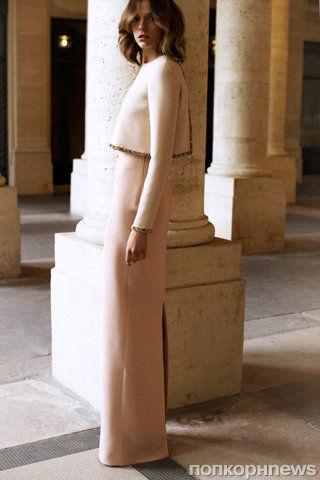 Пре-коллекция Christian Dior. Осень 2012