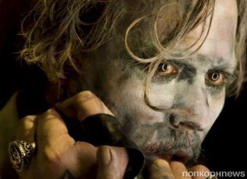 Видео: Джонни Депп снялся в новом музыкальном клипе Мэрилина Мэнсона