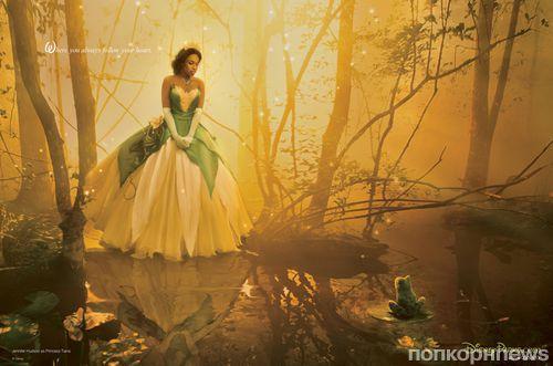 Дженнифер Хадсон в роли принцессы Тианы