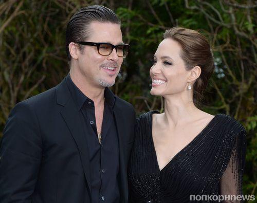 Анджелина Джоли и Брэд Питт заплатили жителям острова Гозо, чтобы они не мешали съемкам
