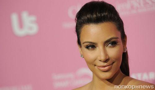 Ким Кардашьян показала первое фото новорожденной дочери Чикаго
