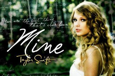 Отрывок из нового клипа Тэйлор Свифт -Mine
