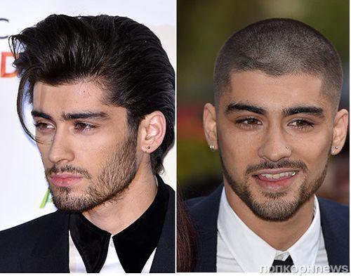 Зейн Малик после ухода из One Direction радикально сменил имидж
