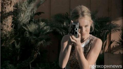 Кейт Босуорт в рекламном ролике новой коллекции Vanessa Bruno. Весна 2012