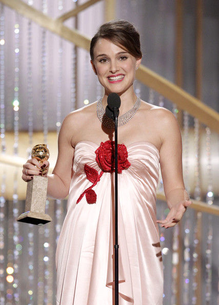 Звезды на церемонии Golden Globes 2011