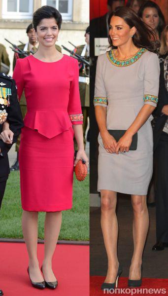 Fashion battle: принцесса Зейна и Кейт Миддлтон