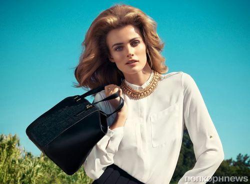 Лукбук новой коллекции H&M. Весна 2014