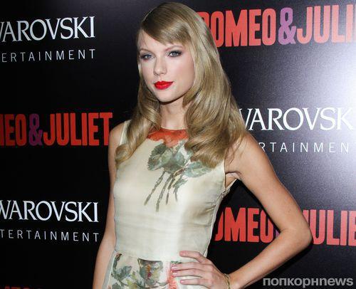 Тейлор Свифт открывает музыкальную школу в Нэшвилле