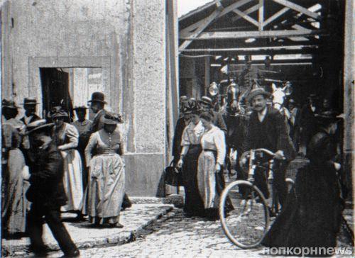 Видео: 120 лет истории кино за 120 секунд