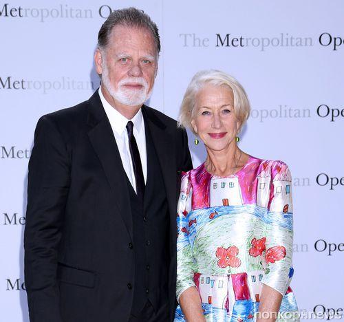Звезды на открытии нового оперного сезона в Нью-Йорке