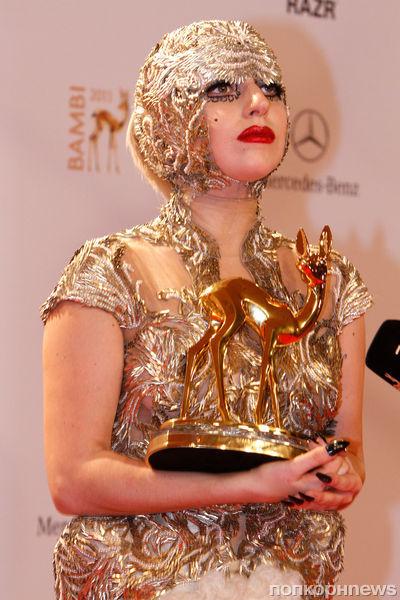 Звезды на церемонии Bambi Awards 2011