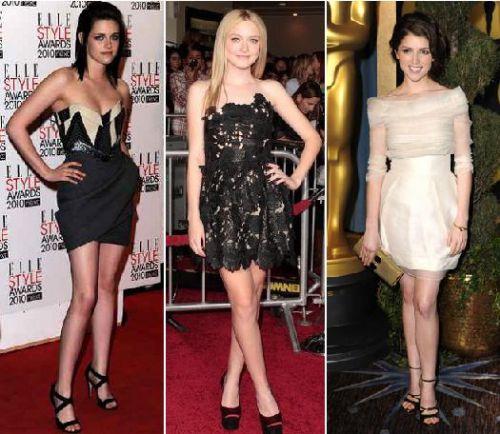 Молодежные голливудские иконы стиля по версии MSN