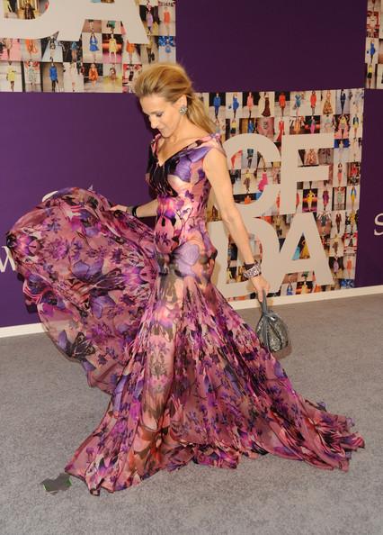 Знаменитости на CFDA Fashion Awards 2010