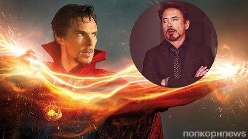 Бенедикт Камбербэтч подтвердил свое участие в «Мстители: Война бесконечности»