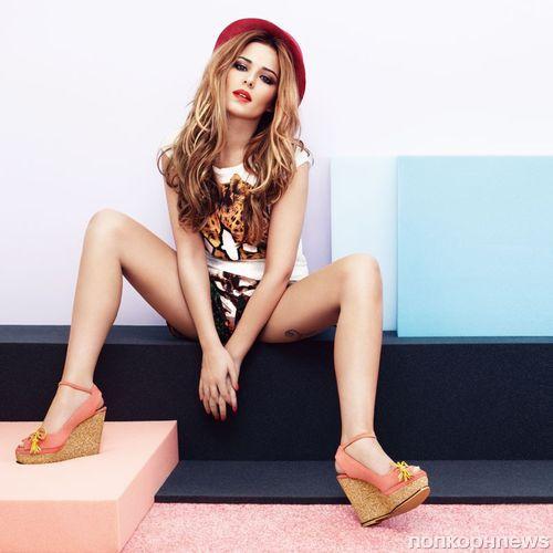 Новая коллекция обуви от Шерил Коул. Весна / лето 2012